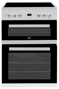 Beko EDC633S Silver Cooker