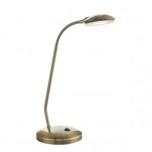 Dar Table Lamp Antique Brass ARI4075