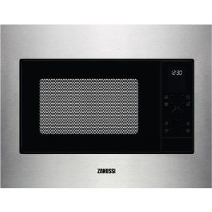 Zanussi ZMSN4CX Built in Stainless Steel Combination Microwave