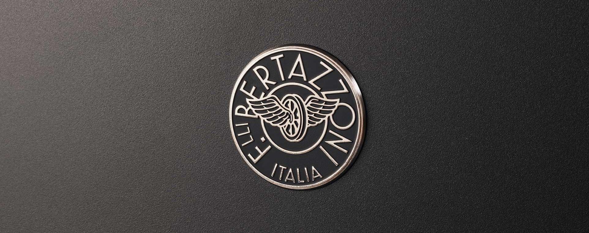 Bertazzoni branding for brand page