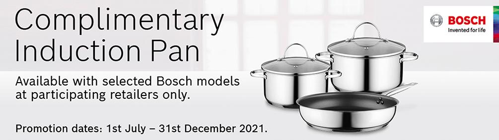 Bosch pan sets category