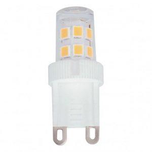 G9 LED LAMP 2W 190LM 2700K CLEAR