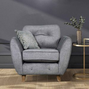 Willis Chair Silver