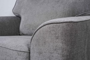 Marie Chair in Light Grey