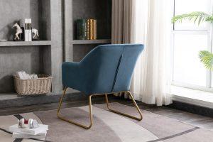 Jett Blue Chair