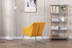 Jett Ochre Chair