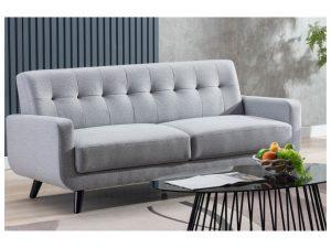 Tilly Light Grey 3 Seater Sofa