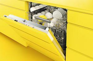 Zanussi Dishwasher Brand Page