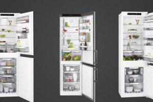 fridge freezers AEG