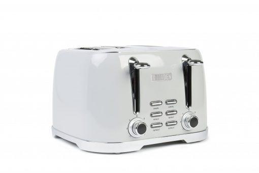 203076- Brighton Light Grey Toaster (lifestyle)
