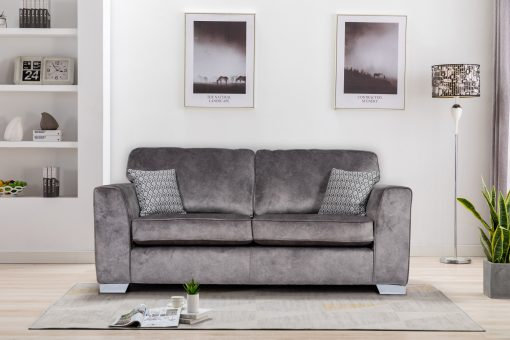 Asher 3-Seater in Elephant Fabric (2)