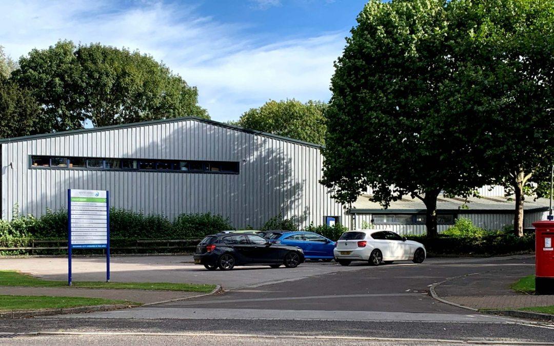 Trowbridge Store Relocation