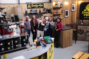 Dusty Ape Coffee Partnership Blog Image